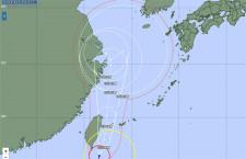 猛烈な台風14号、12日は石垣・宮古全便欠航