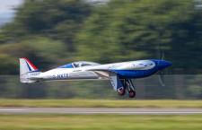 ロールス・ロイス、全電動航空機の初飛行成功