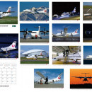 HAC、ATRの2022年卓上カレンダー 10月から販売