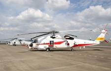 海自新哨戒ヘリ試験機、防衛装備庁へ納入 SH-60K能力向上型
