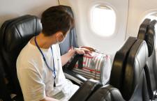 「機内も一緒で安心」スターフライヤー、ペット同伴検証フライト