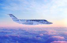 ホンダジェット、米大陸横断できるライト機 最大11人乗り、コンセプト出展