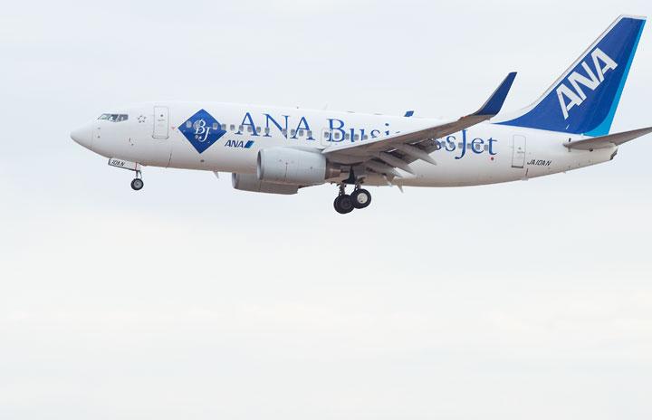 """9年で退役、もう一つの""""ANAビジネスジェット""""737-700ER"""