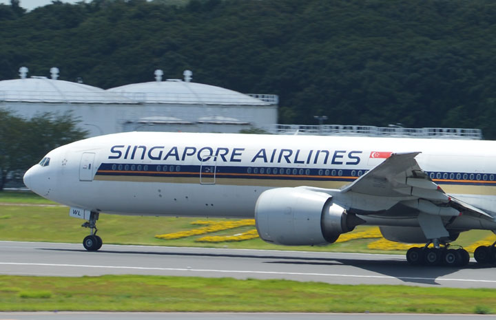 シンガポール航空、ロサンゼルス6月再開 成田経由で週5往復