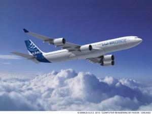 エアバス、A340を2年ぶりに受注 英AJWキャピタルから2機