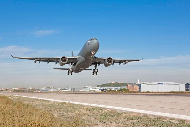 A330 MRTT(エアバス・ミリタリーの資料から)