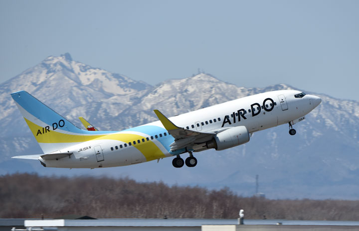 エア・ドゥ、2月減便率49%に 羽田-札幌など4路線追加運休