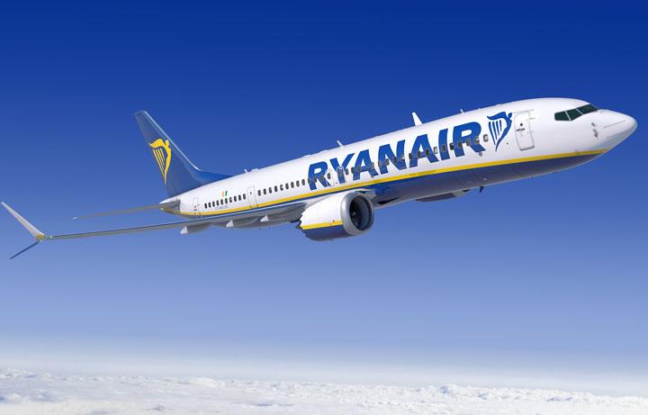 ライアンエア、737MAXを75機追加発注 197席仕様