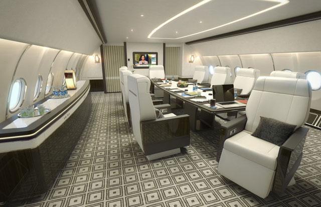 A330 for Interieur 747 cargo