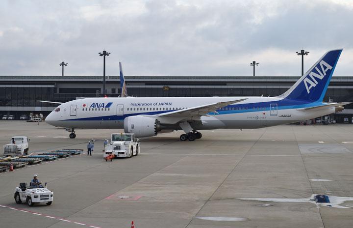 ANA、成田-ブリュッセル3月再開へ 週1往復