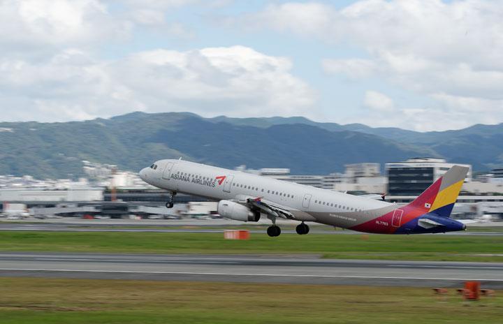 アシアナ航空、福岡5月再開へ 4カ月ぶり