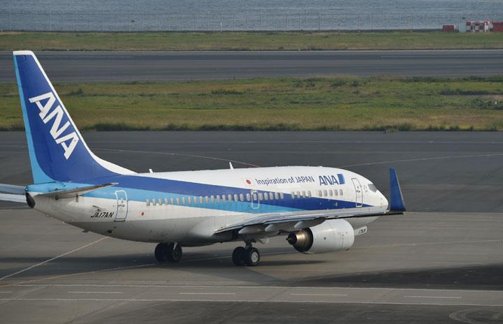 ANA、737-700退役へ 6月に全3機、中部で記念チャーターも