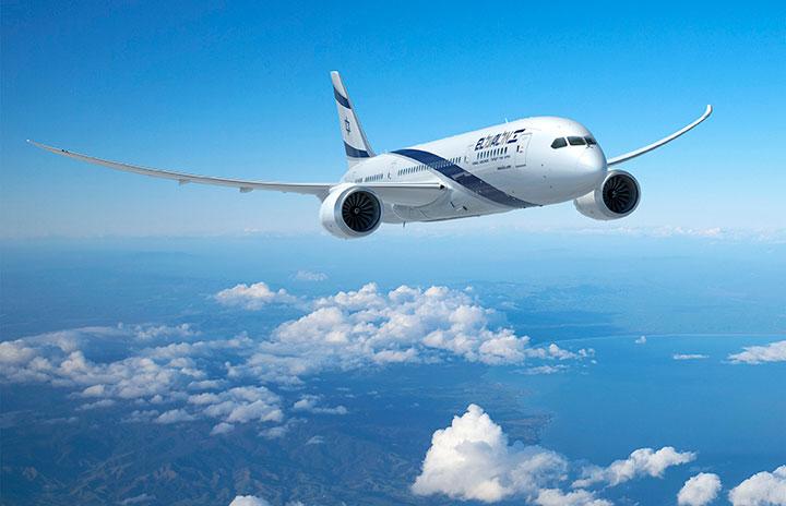 エルアル・イスラエル航空、787-9を2機リース導入へ 747から機材更新