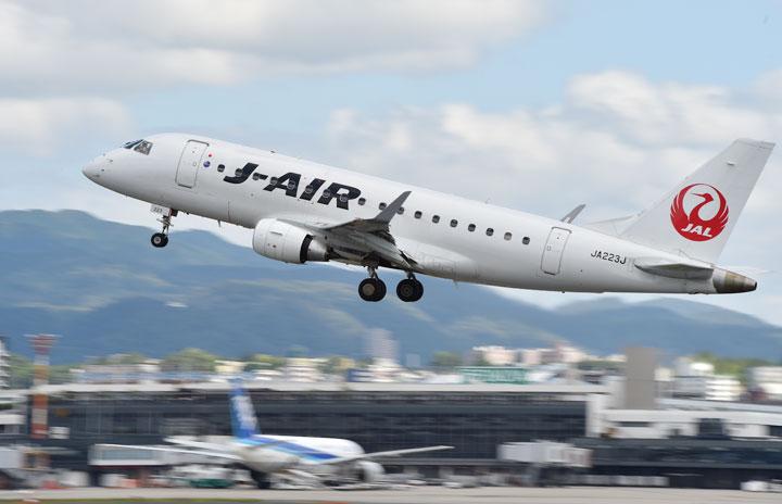 JAL、伊丹発着の季節便 女満別や旭川、松本、種子島、徳之島