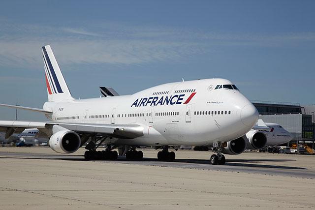 フランス エール エールフランス、A380ラストフライト 11年の歴史に幕