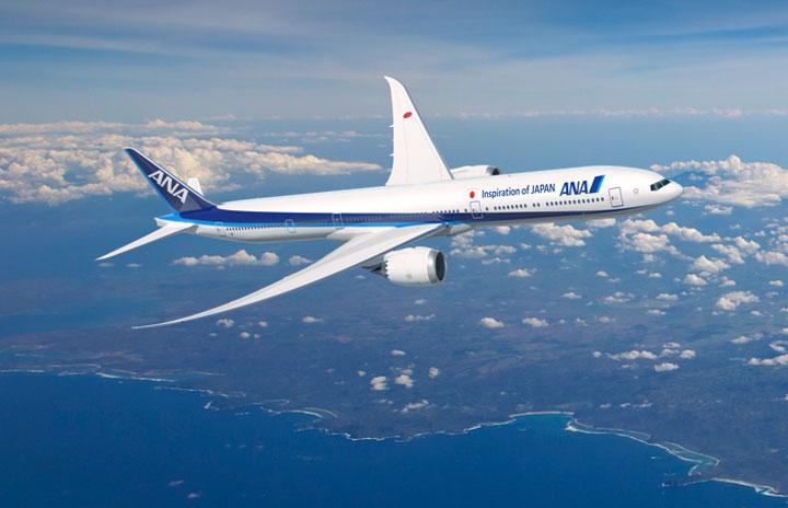 ANA、777Xは2年受領延期 経年機35機退役でコスト削減、777や737-700