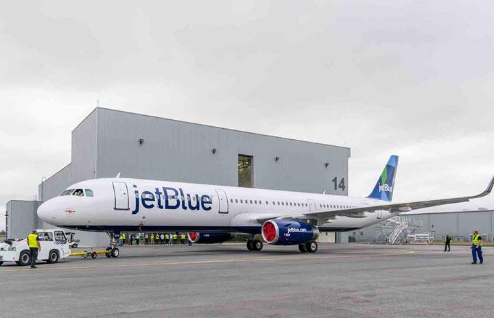 アメリカン航空とジェットブルー、コードシェア提携