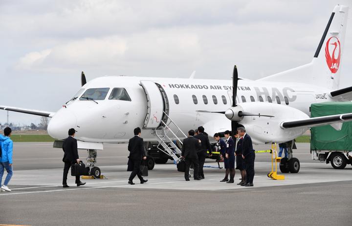 HAC、札幌-女満別8年ぶり再開へ ATR 2号機は受領延期に