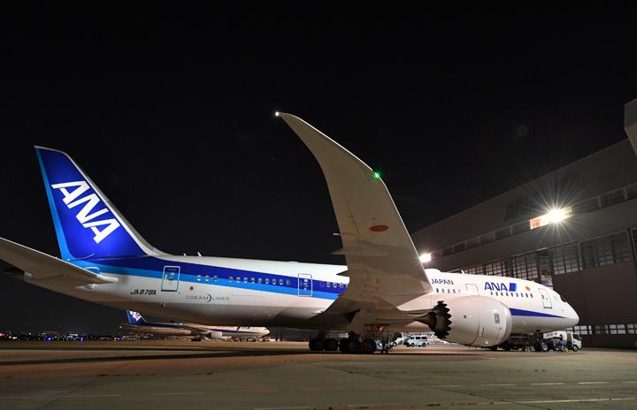 4人けがのANA北京行きNH963便、積雲で急な揺れ 運輸安全委が報告書