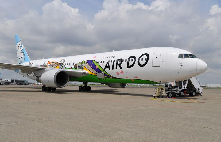 エア・ドゥ、羽田-札幌19日から5往復に 減便継続も復便傾向