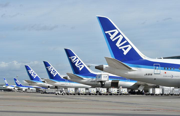 ANAも郵送PCR検査 航空各社が注力