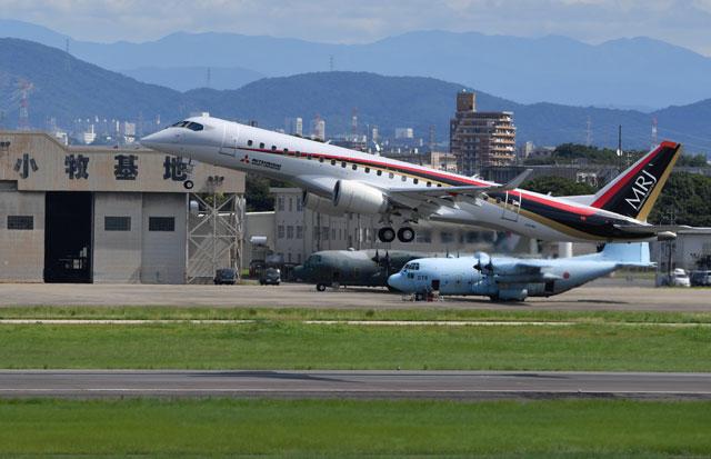 「MRJ、4号機が初飛行」的圖片搜尋結果