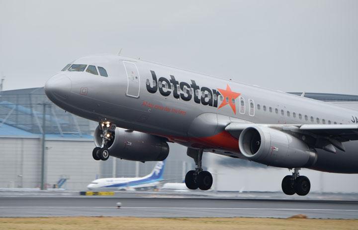 ジェットスター・ジャパン、国内線7月以降復便も 6月は15路線運休