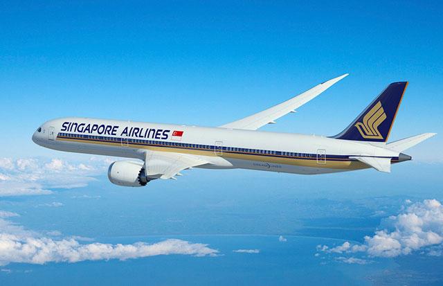 シンガポール航空、777Xを20機発注 787-10は19機追加