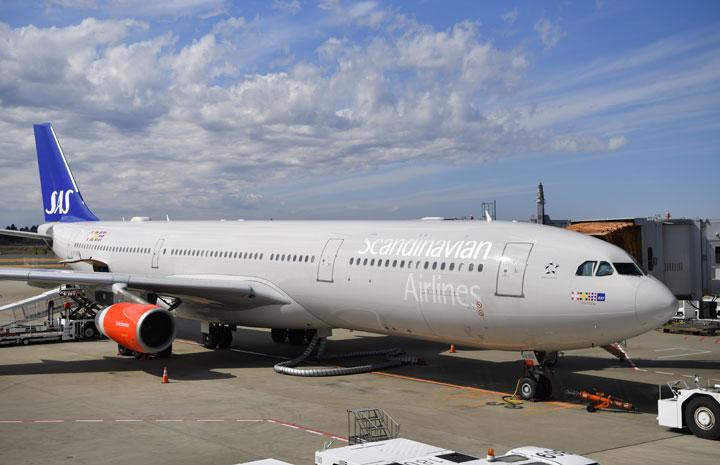 スカンジナビア航空、北欧3カ国が金融支援へ