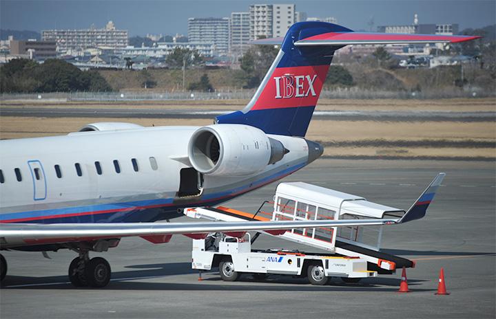 IBEX、伊丹から東北臨時便 仙台・福島へ、19日から