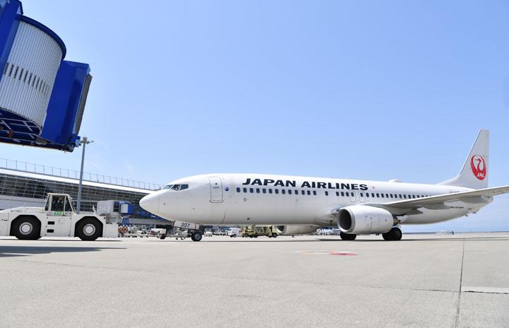 JAL、機内食が出る中部発着の遊覧チャーター 737国際線仕様機で11月