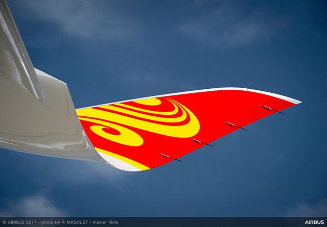香港航空、A350リース導入 初号機、12月ロサンゼルス線投入