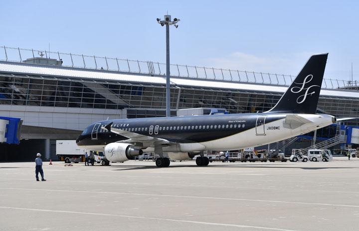 スターフライヤー、2月運休率38.3%に 中部-福岡も追加減便