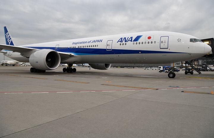 ANA、米西海岸など777-300ERを787置き換え 夏ダイヤで運航コスト抑制