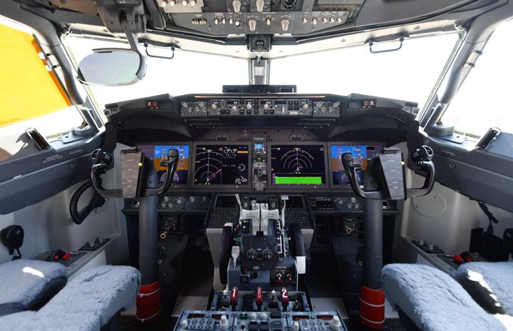 737MAX、コックピットにも電気系統不具合