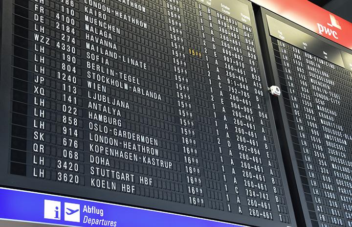 国際・国内利用率58.0% IATA、20年11月旅客実績