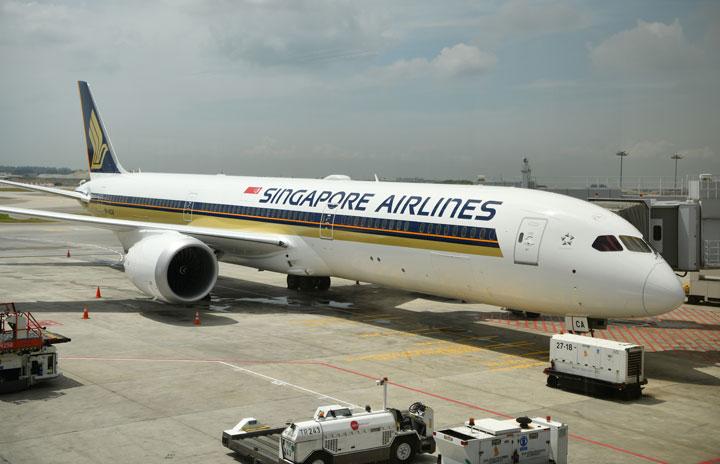 シンガポール航空、7800億円規模の資金調達 新株予約権や新たな融資枠設定