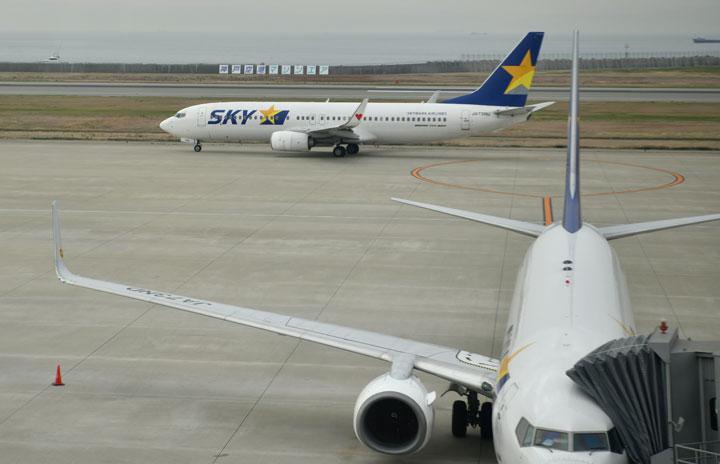 スカイマーク、お盆期間に追加減便 予約鈍化で
