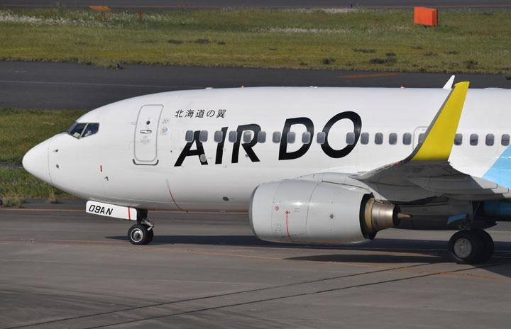 エア・ドゥ、4月減便率41% 8路線727便運休