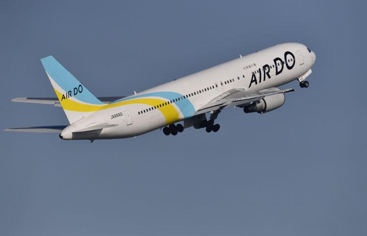 エア・ドゥ、9月前半に追加減便 羽田-札幌は7往復に