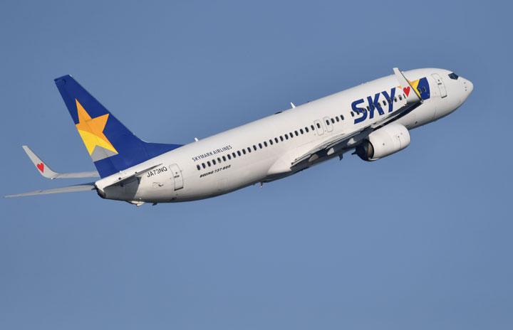 スカイマーク、羽田-福岡を通常運航に 7月減便率29.4%、運休は成田-中部のみ