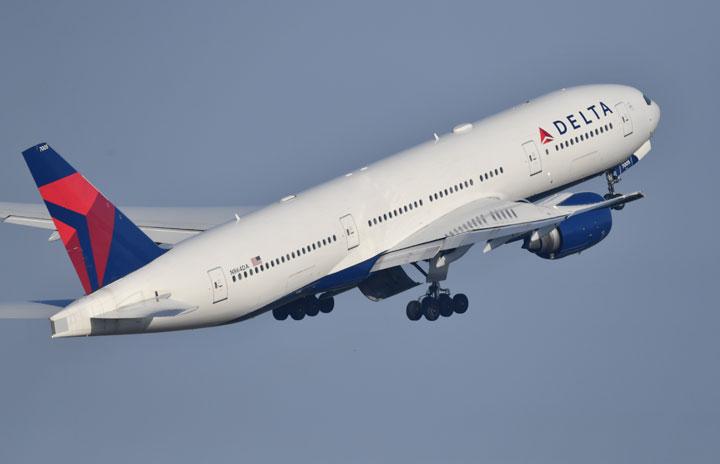 デルタ航空、10月で777全機退役 A350へ置き換えコスト削減