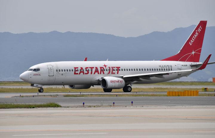 韓国イースター航空、更生手続き申請