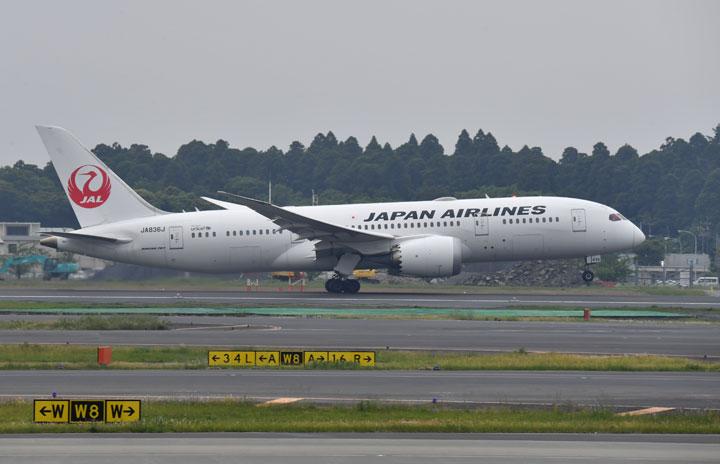 JAL国際線、バンコク行き増便で北米乗り継ぎ強化 6月減便率75%