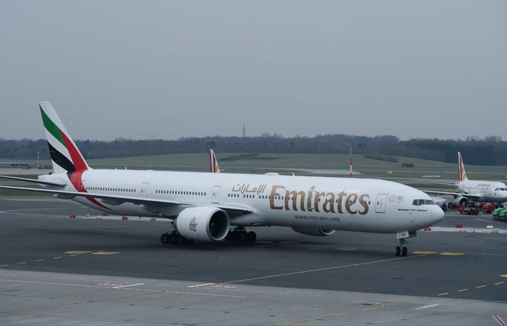 エミレーツ航空、ドバイ発定期便10都市で再開へ ハノイやワシントンD.C.