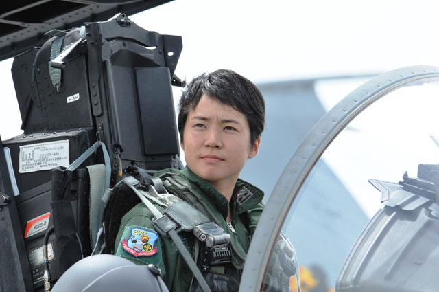 空自 初の女性戦闘機パイロット誕生