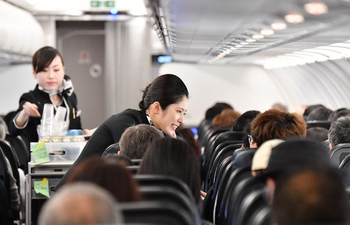 スターフライヤー、顧客満足度10年連続No.1 JCSI、国内航空部門