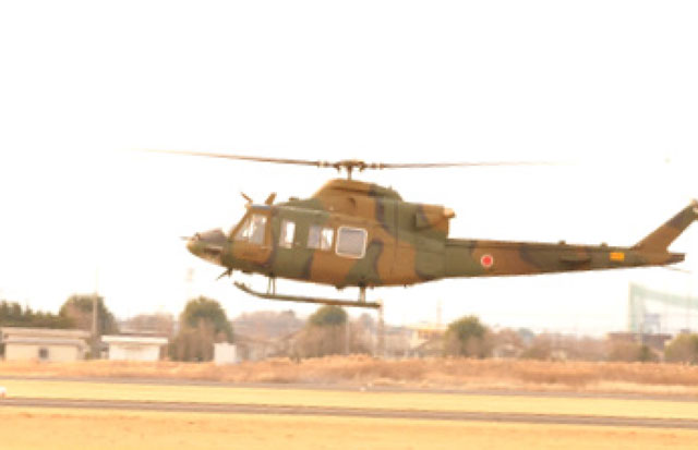 SUBARU、陸自UH-Xの飛行試験開始...