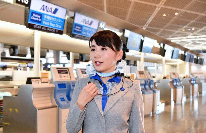 【PR】「1日装着したままでも疲れない」特集・空港を支えるTETRA無線システム (2)ANA成田エアポートサービス編