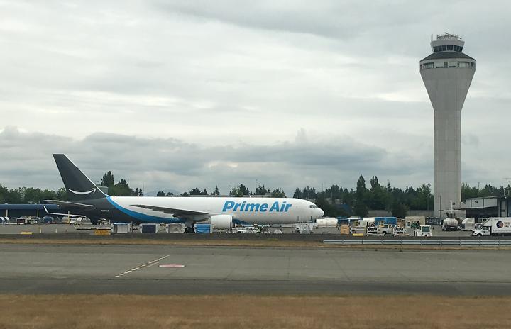 アマゾン、767貨物機12機導入 旅客機から改修